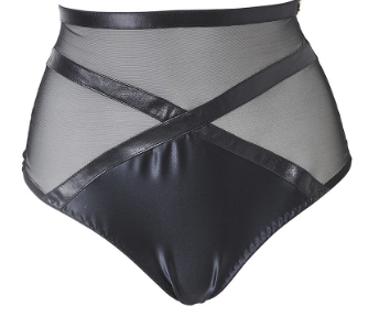 Jade High Waist Brief