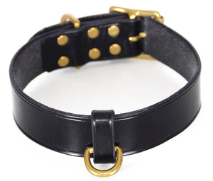 NINA Leather collar