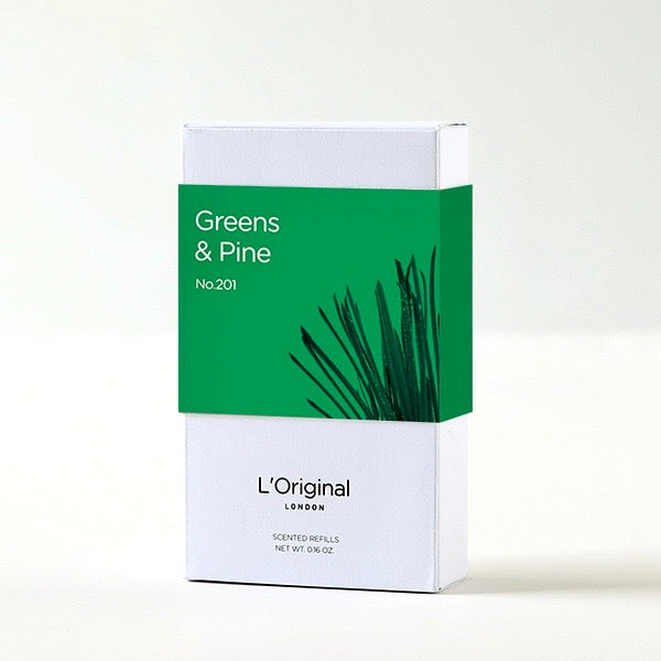 Greens & Pine x2 Scented Refills