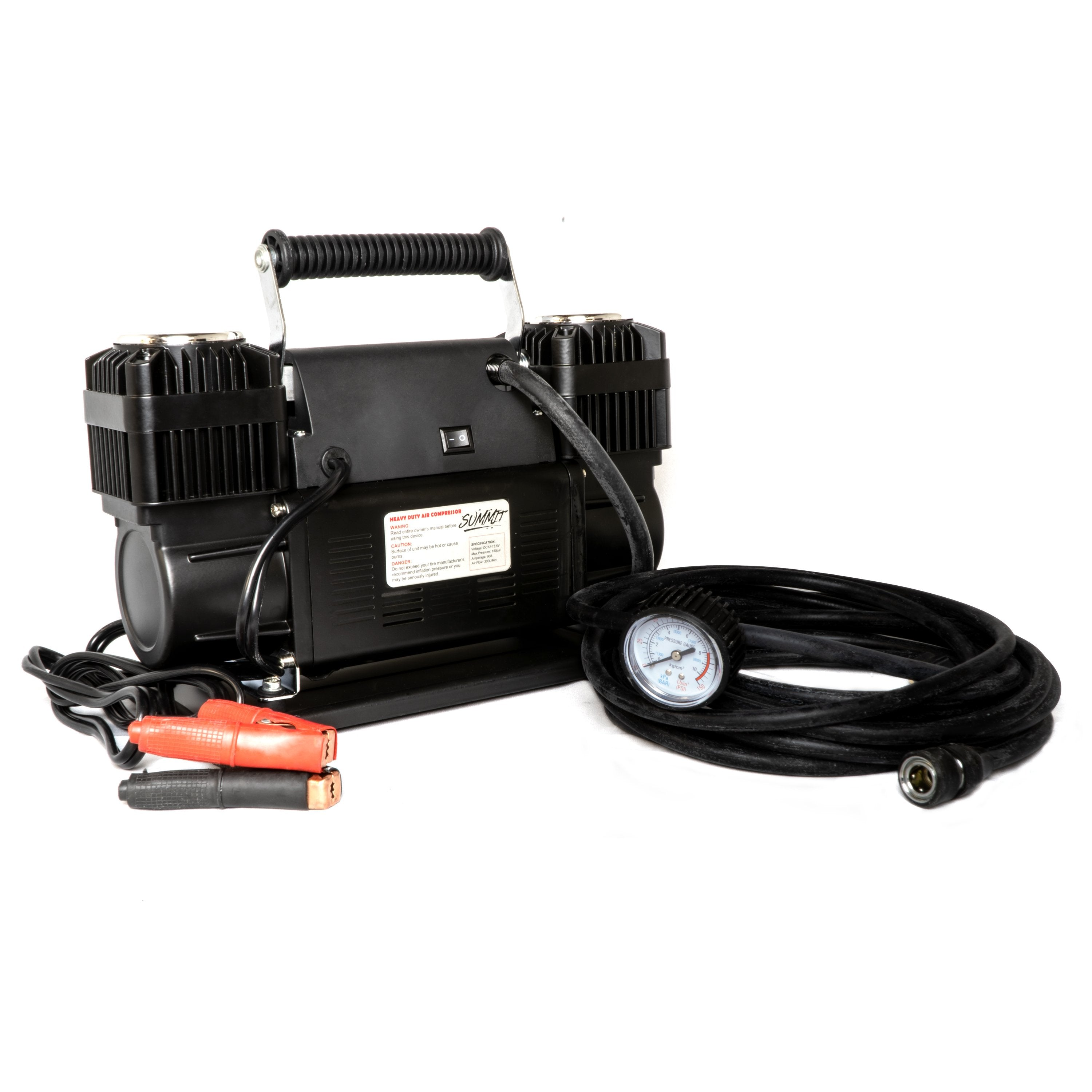 Air Compressor + Accessories