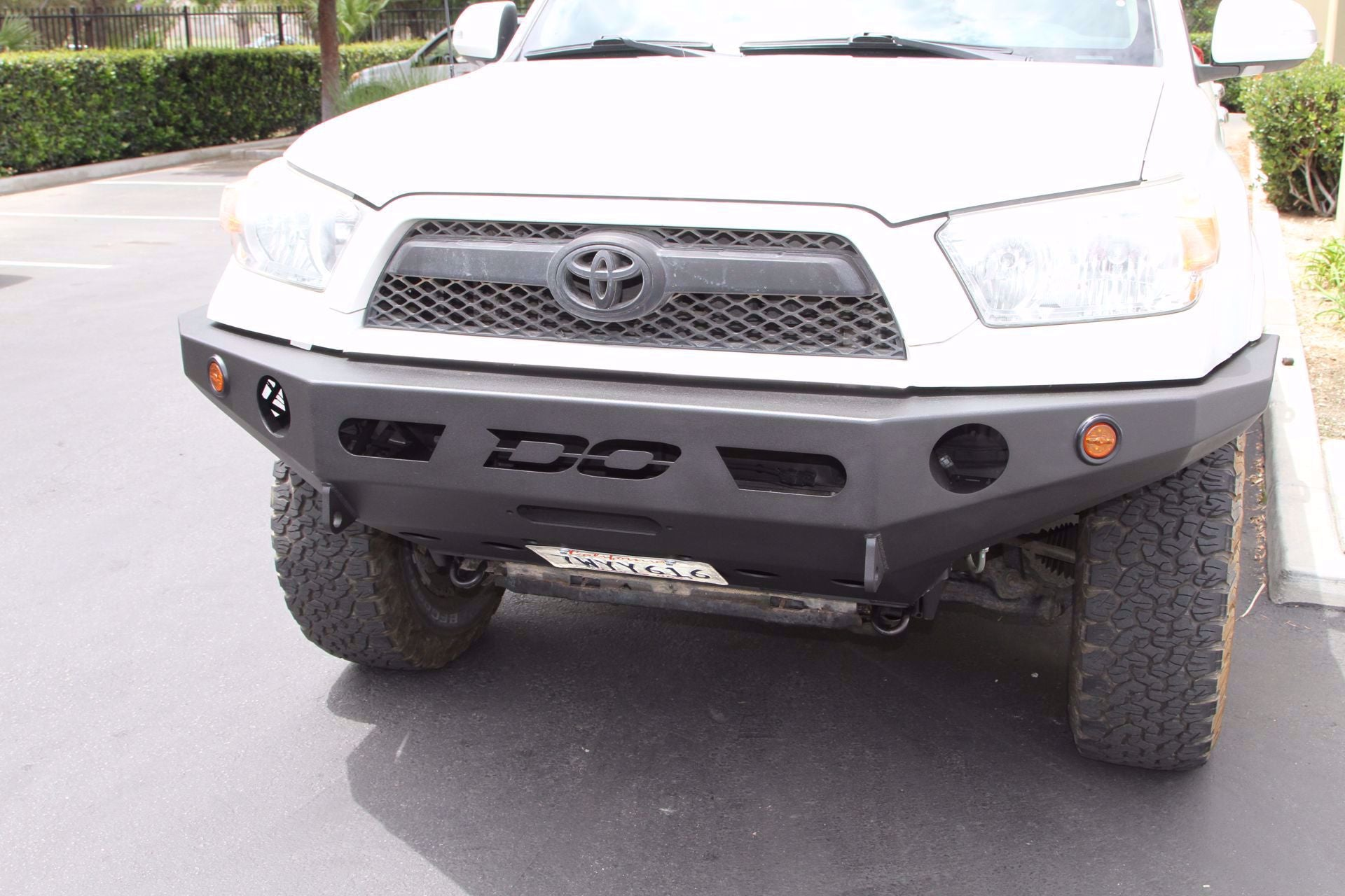 Flat Top Bumper - Toyota 4Runner 5th Gen 2010-2020 - 4x4 Runners