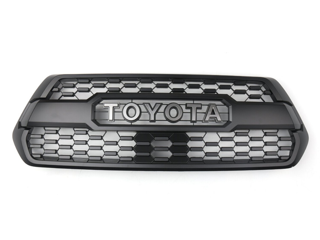 FAUX TRD PRO GRILLE - Toyota Tacoma 3rd Gen 2016-2020 - 4x4 Runners