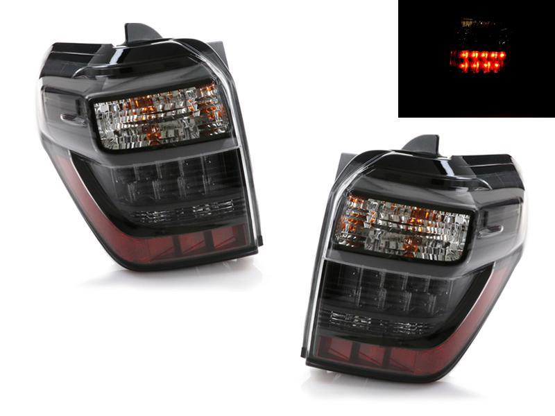 Depo - Black-Out Facelift LED Tail Lights - Toyota 4Runner 5th Gen 2010-2021 - 4x4 Runners