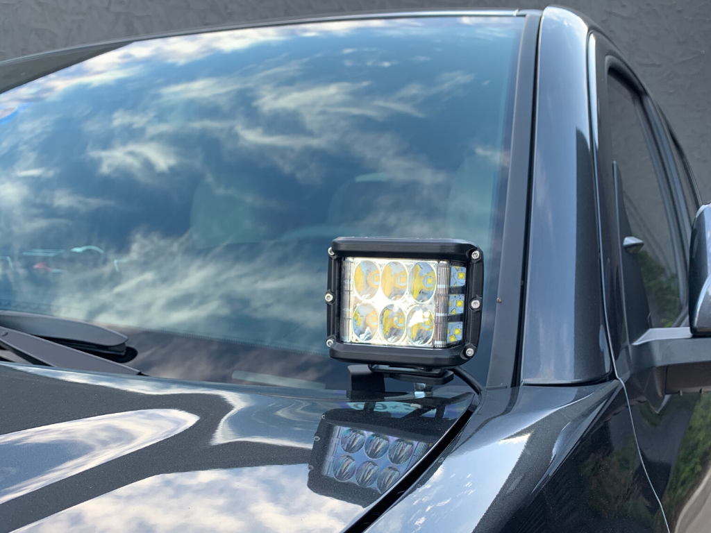 LOW PROFILE DITCH LIGHT COMBO - TOYOTA TACOMA 2016-2020