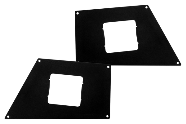 Go Rhino 16-20 Toyota Tacoma BR5 Surface Mount Light Plates - 4x4 Runners