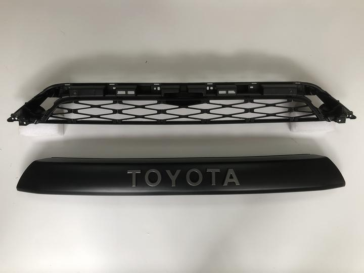 ProGrille w/ Raptor Lights -Toyota 4Runner 5th Gen 2014-2019 - 4x4 Runners