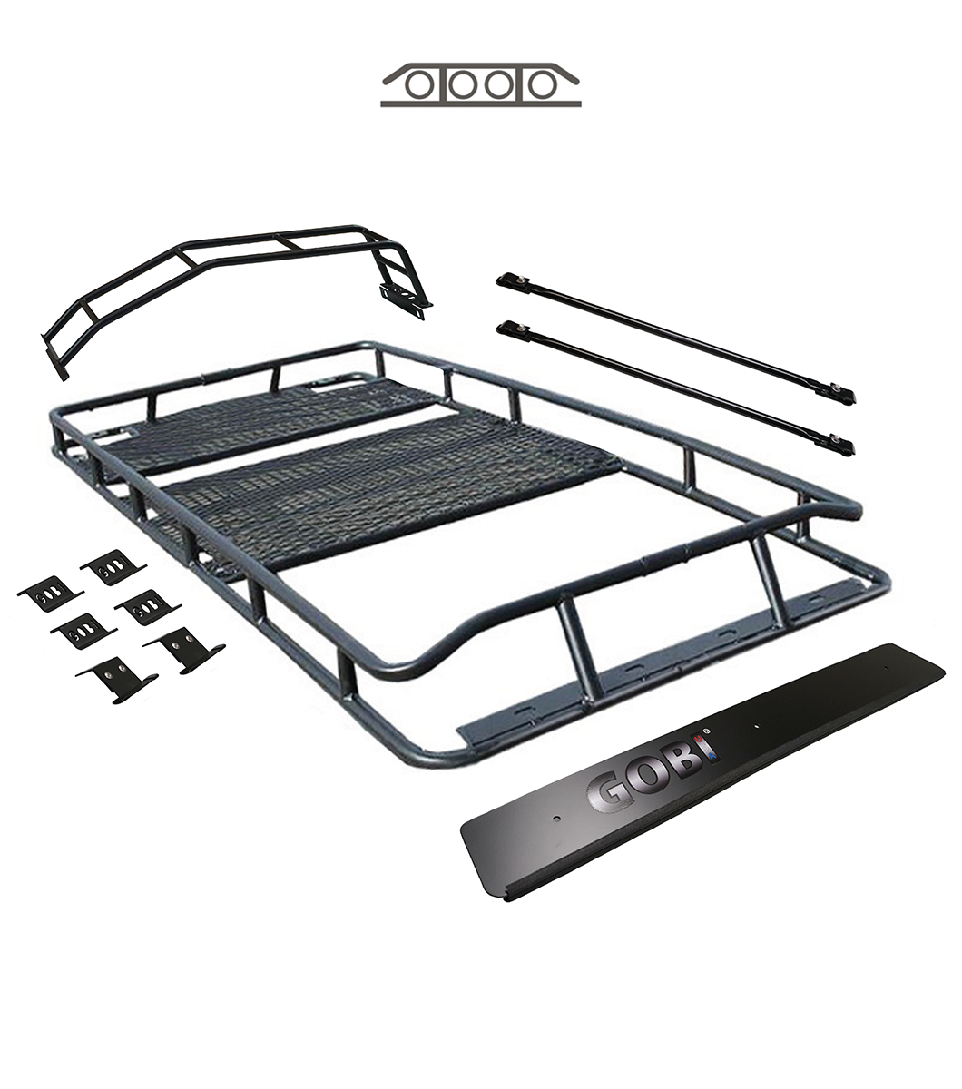 Gobi - Ranger Rack - Multi Light Set Up - Sun Roof - Toyota 4Runner 5th Gen 2010-2021 - 4x4 Runners