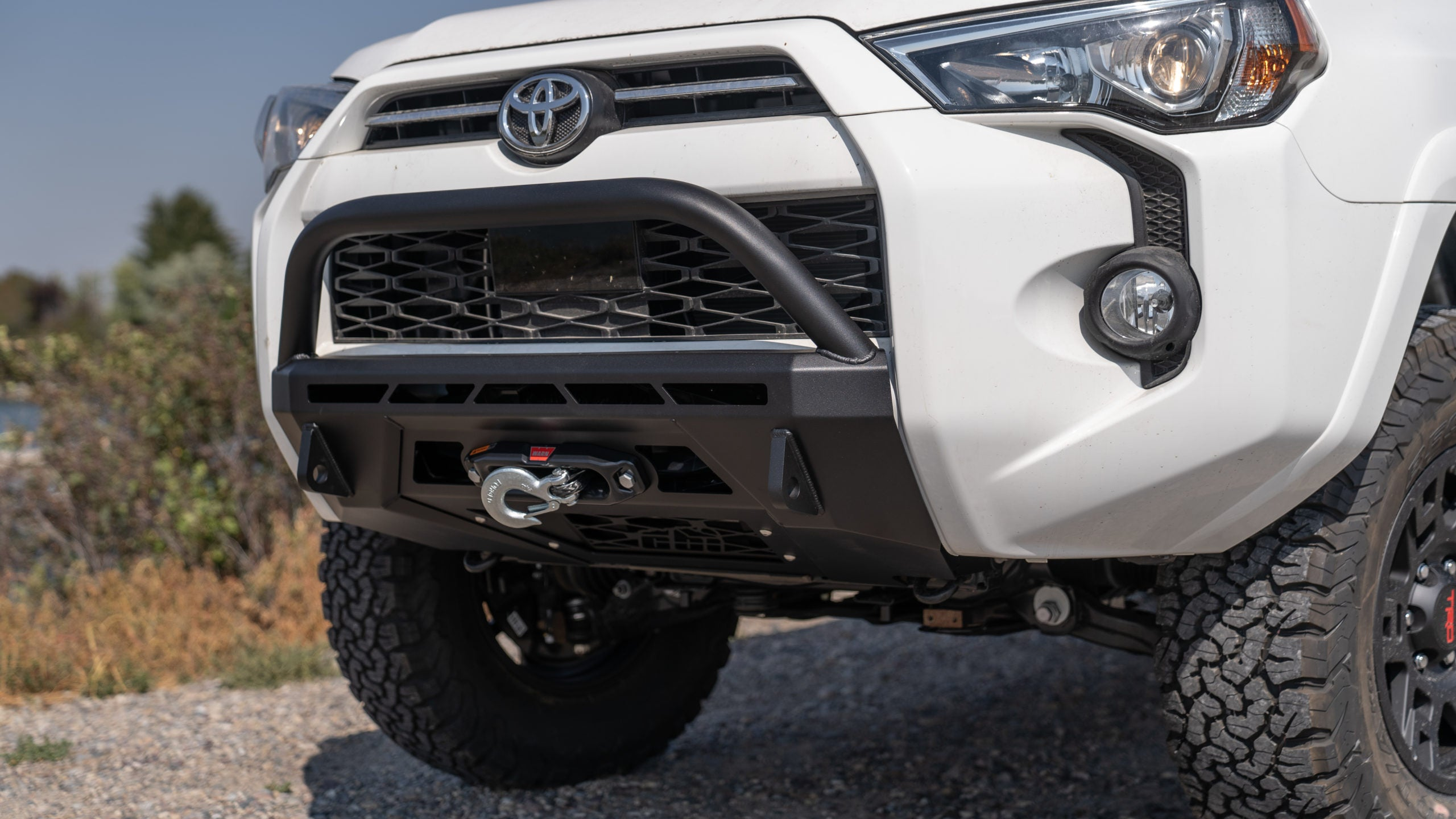 CBI - Covert Front Bumper - Toyota 4Runner 5th Gen 2014-2021 - 4x4 Runners