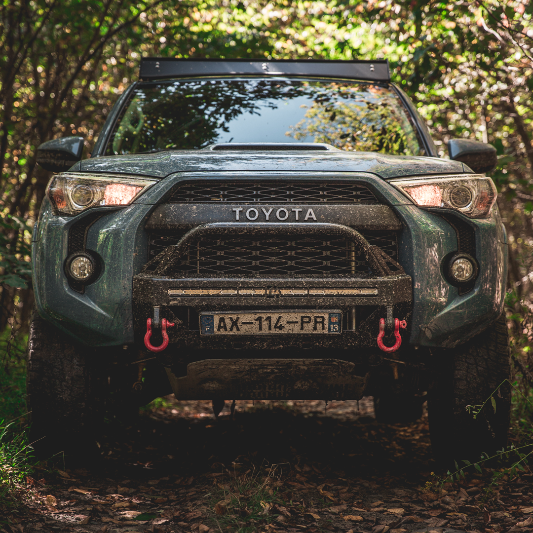 Black Friday Bumpers 4x4 Runners