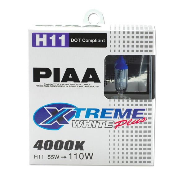 H11 XTREME WHITE PLUS BULB 2010-2019 - 4x4 Runners