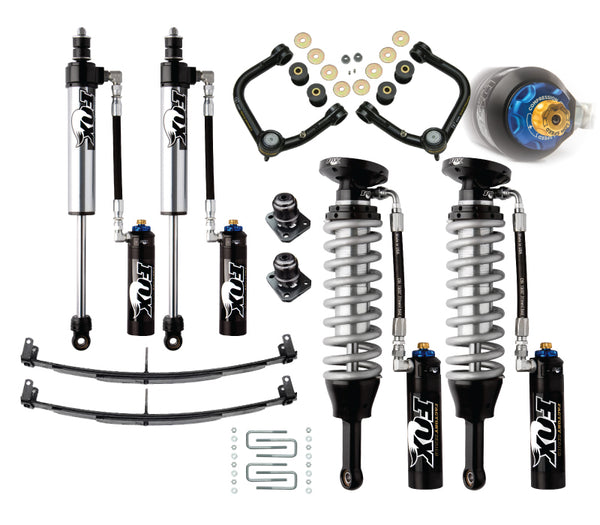 FOX Stage 3A - Suspension Kit - Toyota Tacoma 2005-2020 - 4x4 Runners