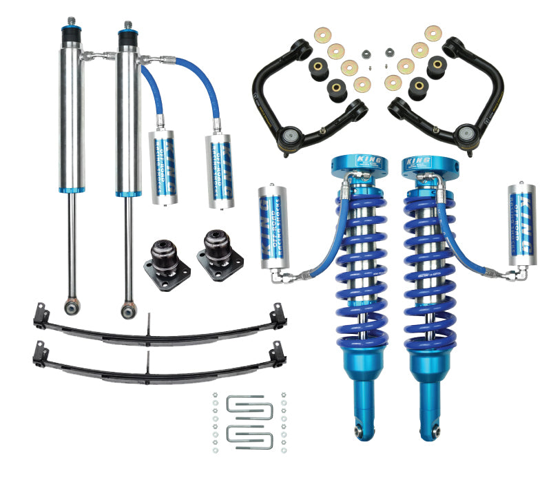 KING Stage 3 Suspension Kit - Toyota Tacoma 2005-2020 - 4x4 Runners