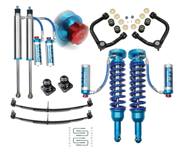 KING Stage 3 Suspension Kit - Tacoma 3rd Gen 2005-2020 - 4x4 Runners