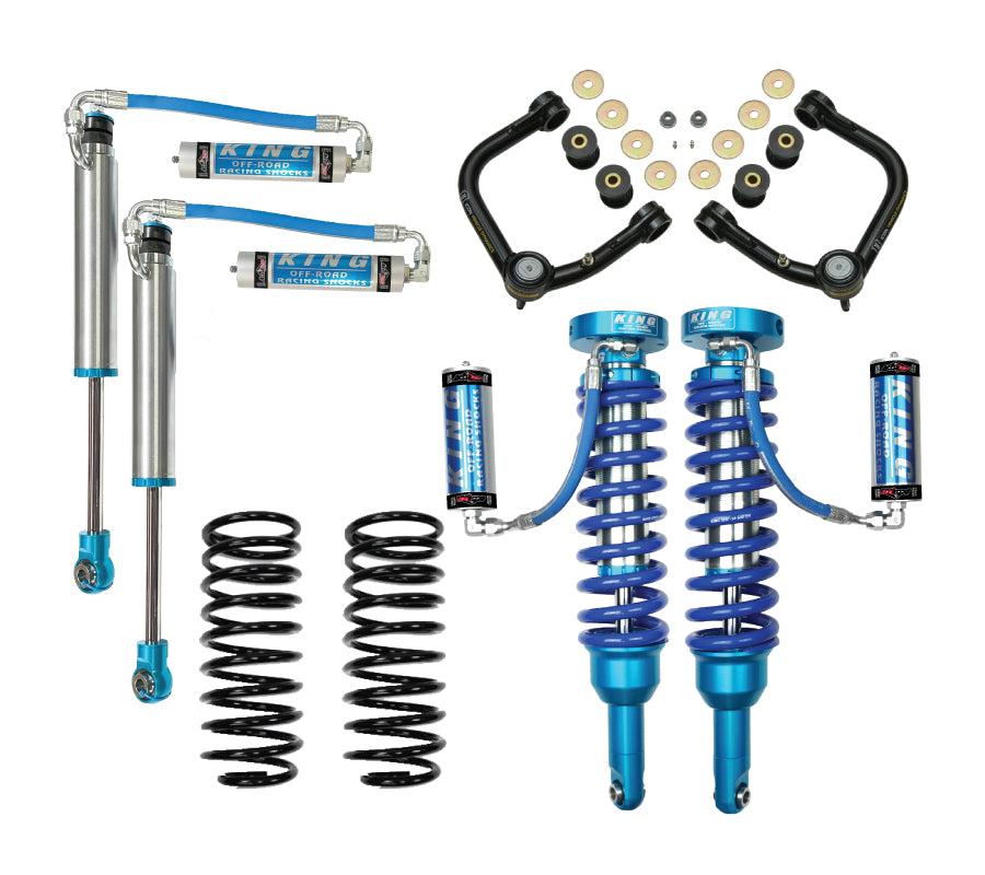 King - Stage 3 Mid Travel Suspension Kit-Toyota 4Runner 2003-2021 - 4x4 Runners