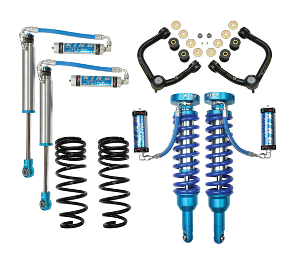 King - Stage 3 Mid Travel Suspension Kit - Toyota 4Runner 2003-2020 - 4x4 Runners