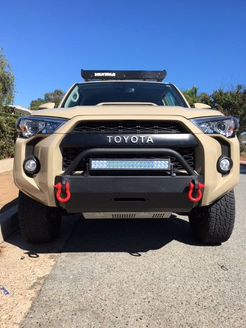 Southern Style Off Road - SLIMLINE HYBRID FRONT BUMPER - TOYOTA 4RUNNER 5TH GEN 2014-2021 - 4x4 Runners