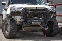 HIDDEN WINCH MOUNT - TOYOTA 4RUNNER 5TH GEN  2014-2020 - 4x4 Runners