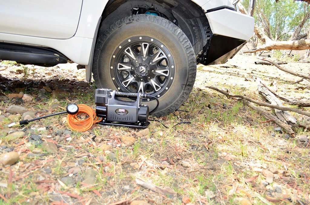 DOBINSONS 4X4 DELUXE TIRE REPAIR PLUG KIT WITH DIGITAL GAUGE, FASTEST METHOD TO FIX A FLAT - 4x4 Runners