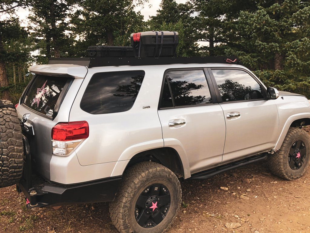 Cali Raised LED - ECONOMY ROOF RACK - Toyota 4Runner 5th Gen 2010-2021 - 4x4 Runners