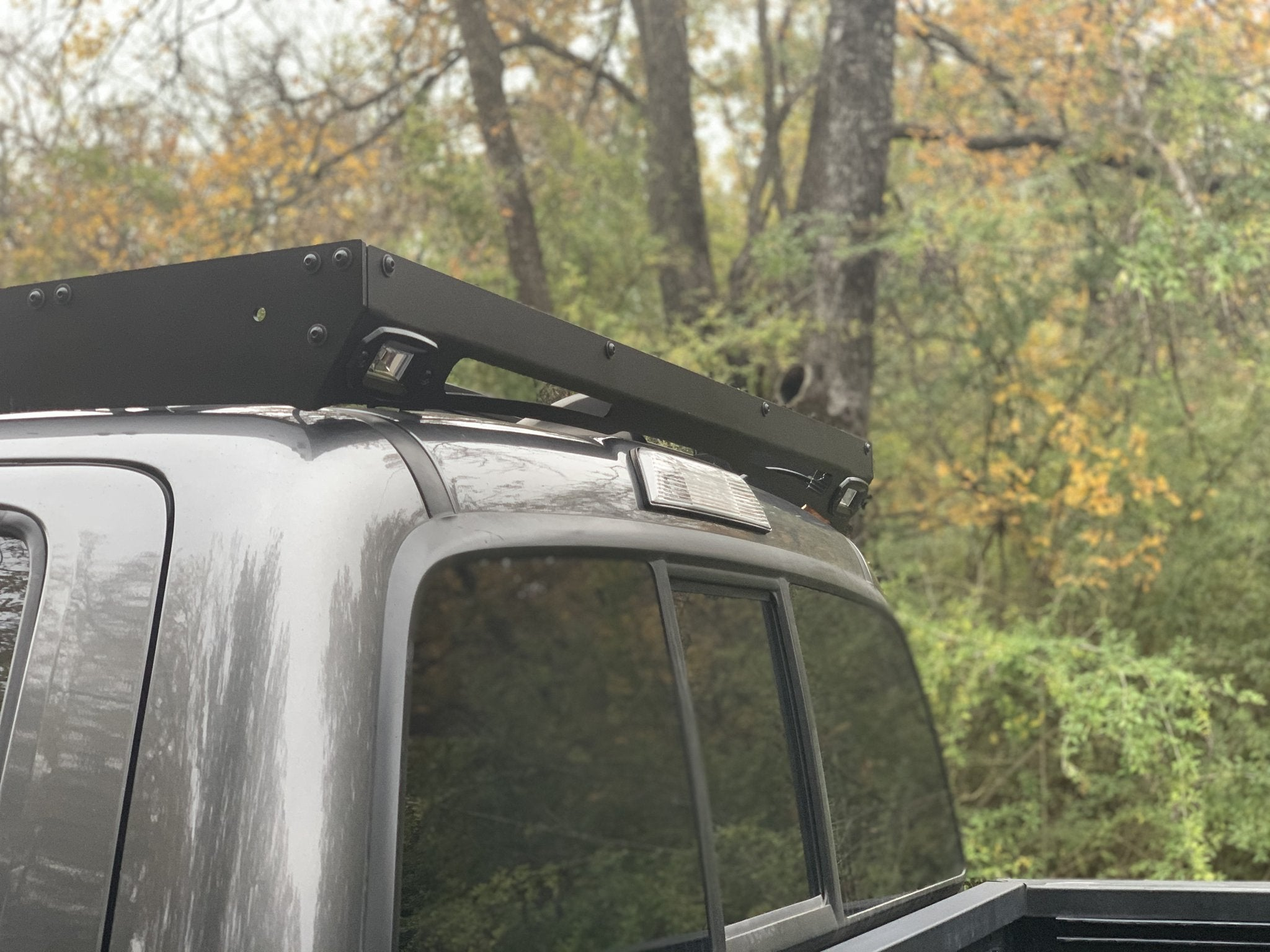 Cali Raised LED - PREMIUM ROOF RACK - Toyota Tacoma 2005-2021 - 4x4 Runners