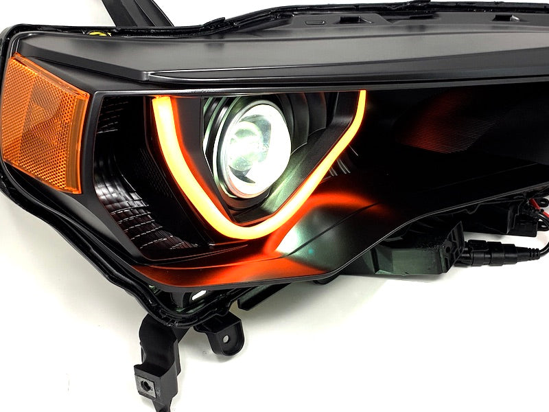 THE SWITCHBACKS GRIPPER LED HEADLIGHTS - Toyota 5th Gen 4Runner 2014-2020 - 4x4 Runners