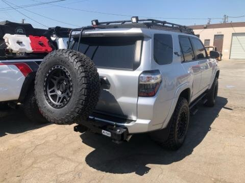 Rigid Armor -  Armory Swing Out - Toyota 4Runner 5th Gen 2010-2021 - 4x4 Runners