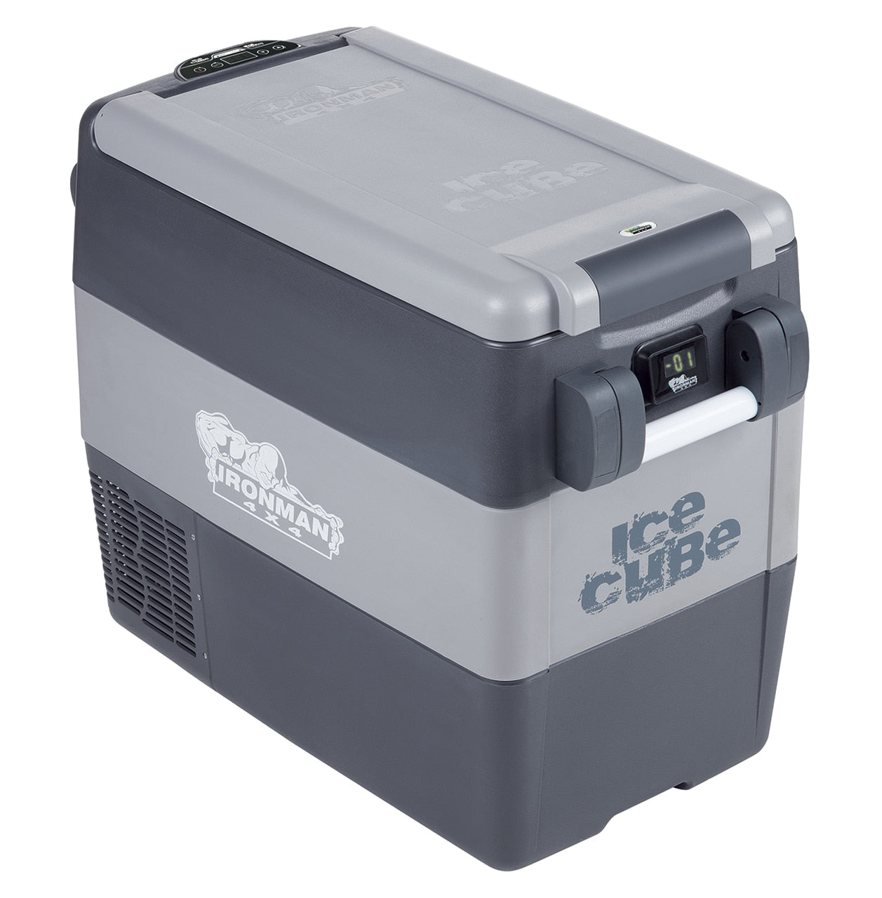 ICE CUBE FRIDGE/FREEZER 50L (52 QUARTS) - 4x4 Runners