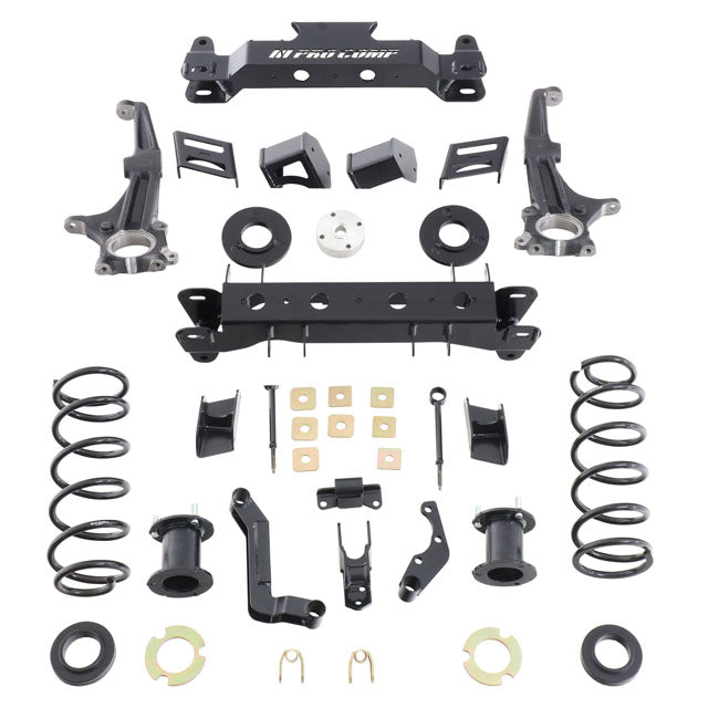 Pro Comp 6 Inch Stage 1 Lift Kit w/Twin Tube Shocks Toyota 4-Runner (2015-2019) - 4x4 Runners