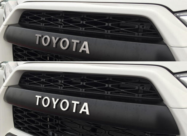 Premium Cast Vinyl Decals for 2015-2020 4Runner TRD PRO Grille - 4x4 Runners