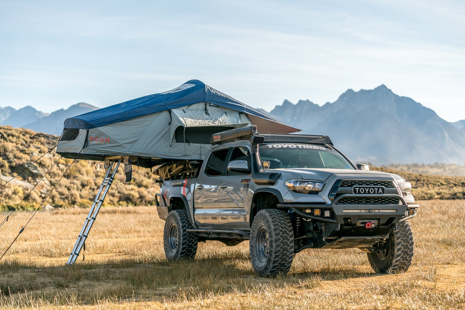 Roam Adventures - THE VAGABOND ROOFTOP TENT - 4x4 Runners