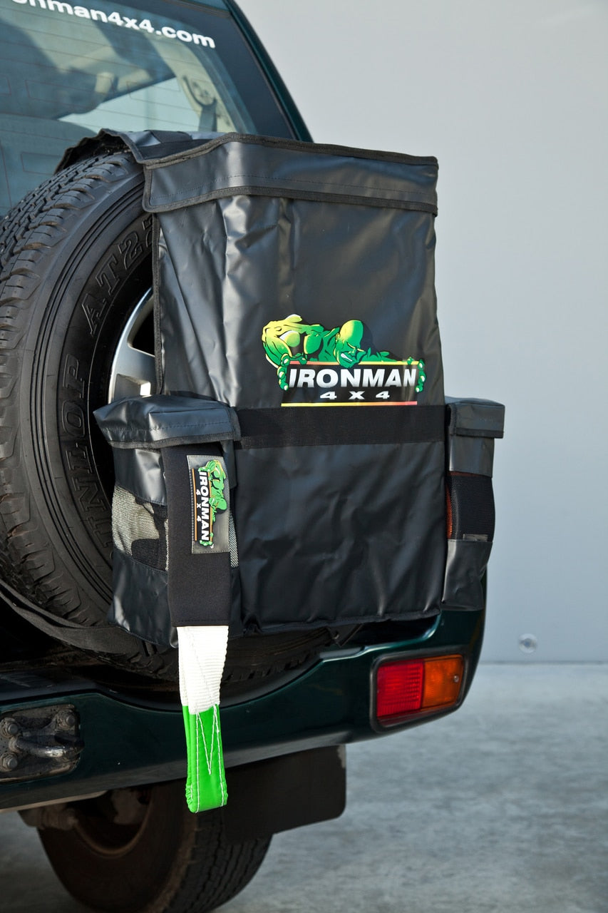 REAR WHEEL CARRIER BAG - 4x4 Runners