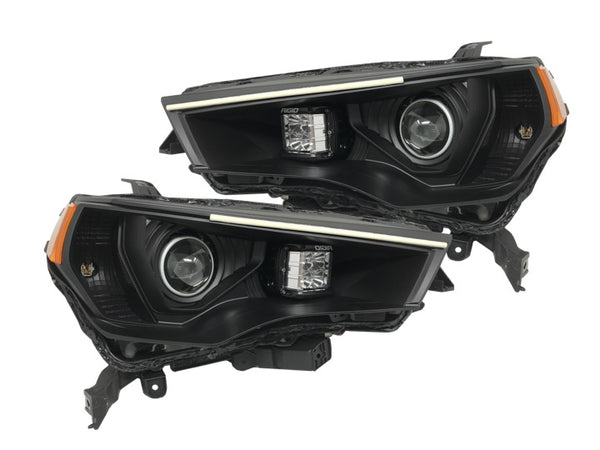 LED OFF-ROAD HEADLIGHTS - Toyota 4Runner 5th Gen 2014-2020 - 4x4 Runners
