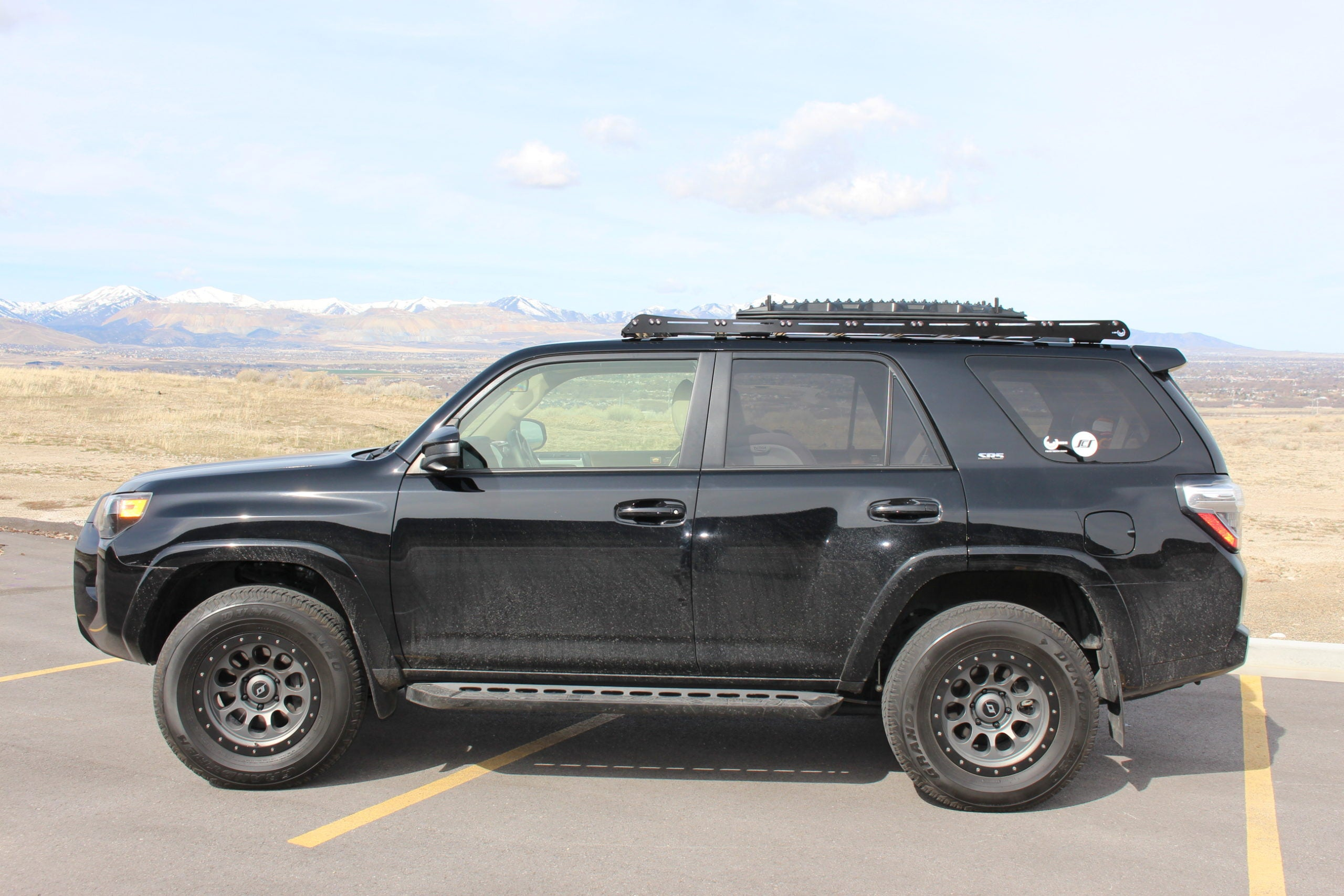 Prinsu Roof Rack 7/8 Length - 4Runner 5th Gen 2010-2020 - 4x4 Runners