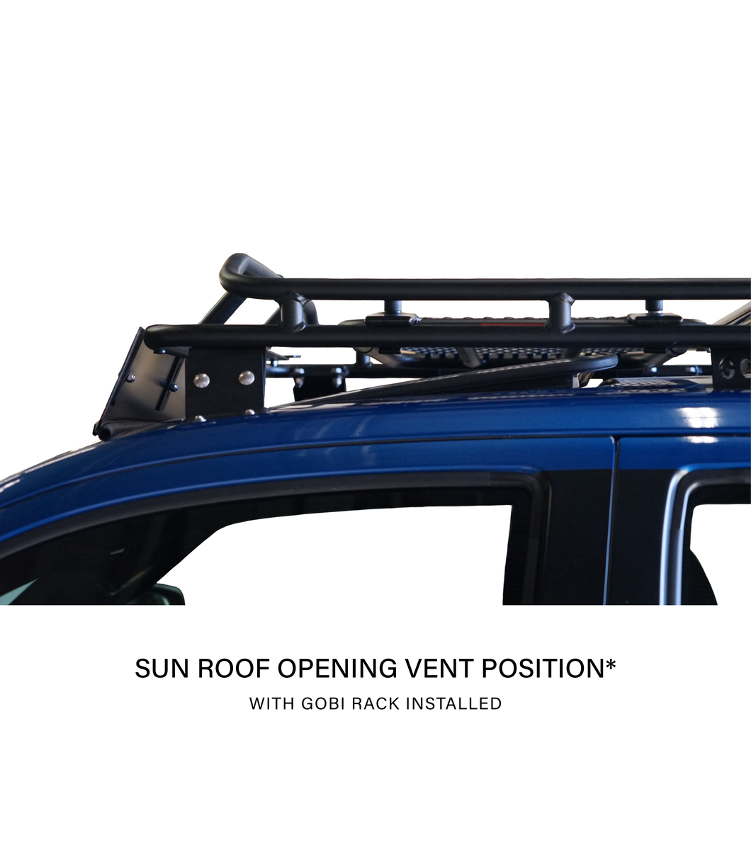 Gobi - Ranger Rack - Multi Light Set Up - No Sunroof - Toyota 4Runner 5th Gen 2010-2021 - 4x4 Runners