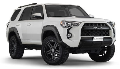 Pocket Style Flares 4pc  - Toyota 4Runner 5th Gen 2014-2020 - 4x4 Runners