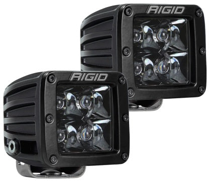 RIGID INDUSTRIES - D-SERIES PRO SPOT MIDNIGHT - 4x4 Runners