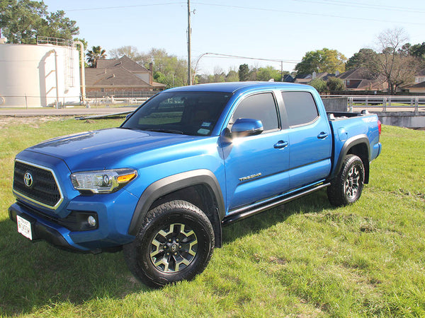 ShrockWorks - Rock Sliders Tacoma 3rd Gen 2016-2020