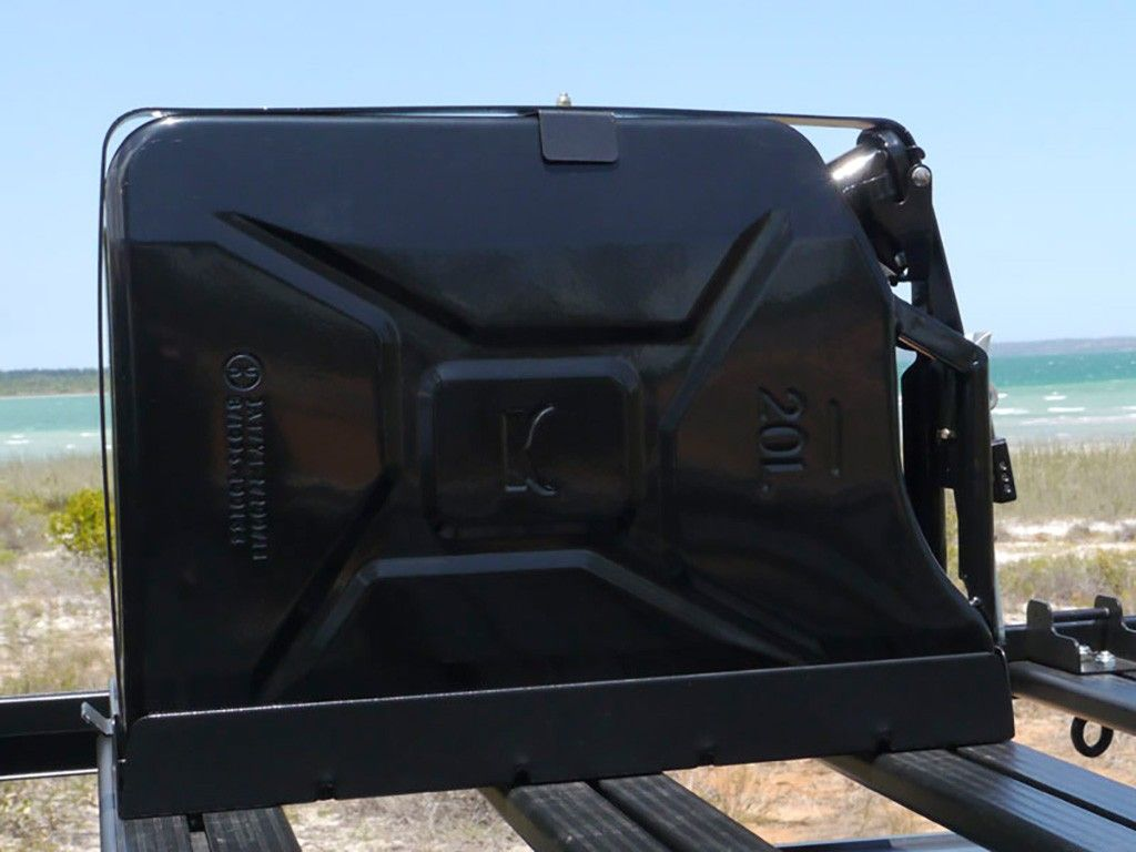 SINGLE JERRY CAN HOLDER - BY FRONT RUNNER - 4x4 Runners