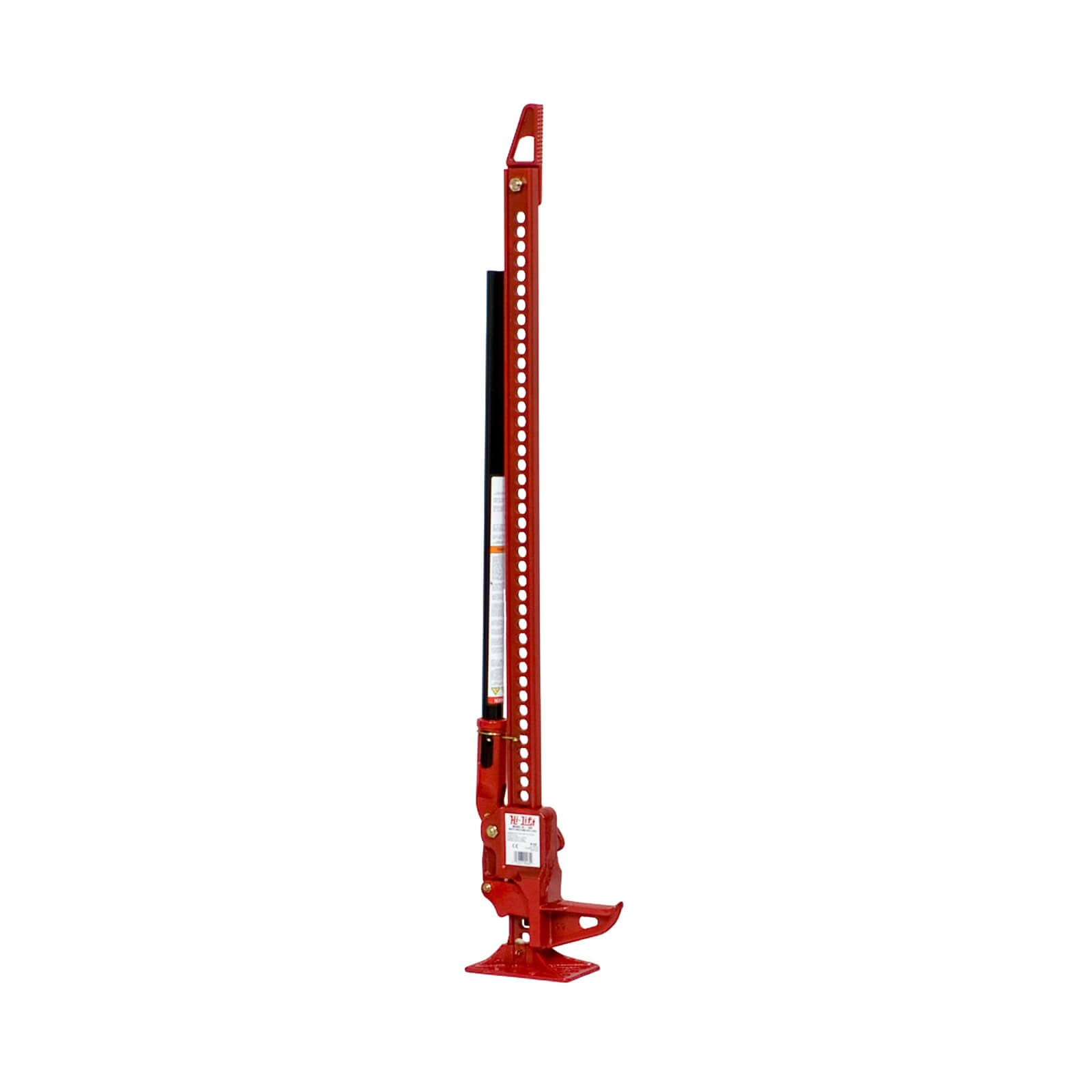 "Hi-Lift 60"" Jack All Cast Red - 4x4 Runners"