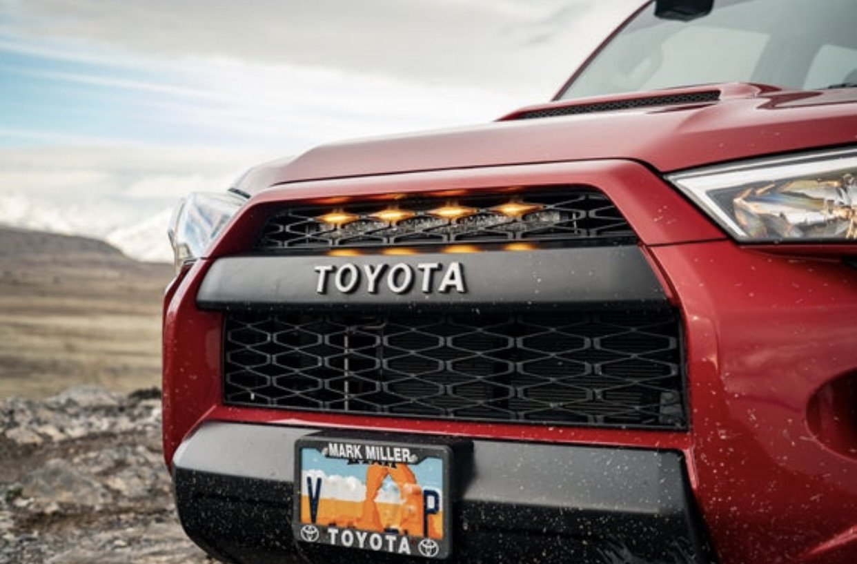 ProGrille with Raptor Lights -Toyota 4Runner 5th Gen 2014-2019 - 4x4 Runners