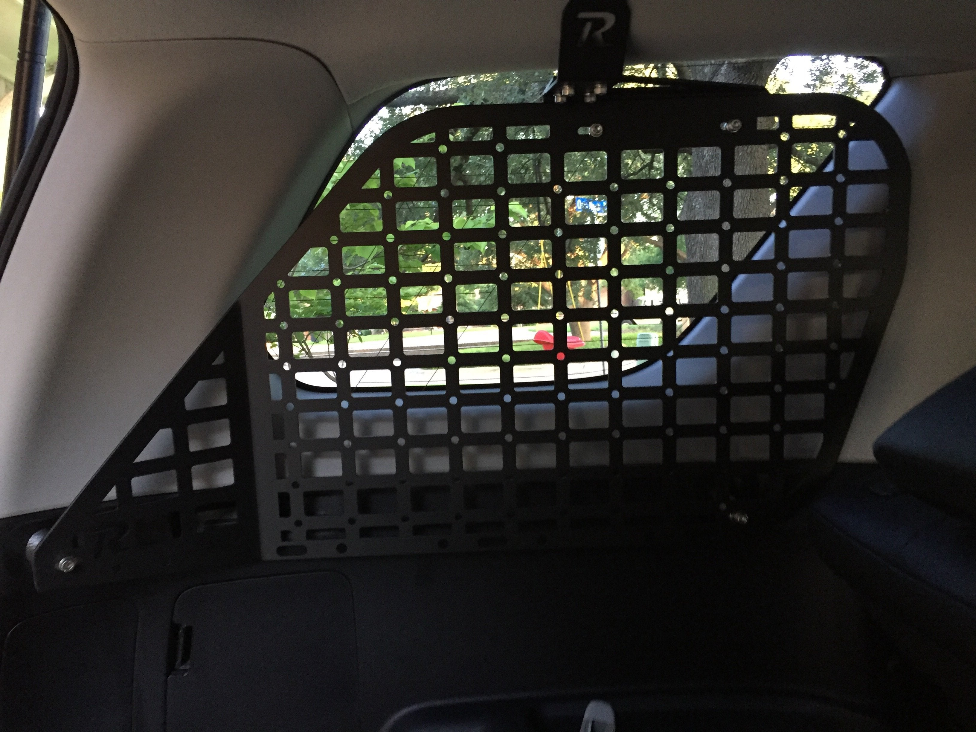MODULAR STORAGE PANEL SYSTEM - POWDER COATED - Toyota 4Runners 5th 2010-2020 - 4x4 Runners