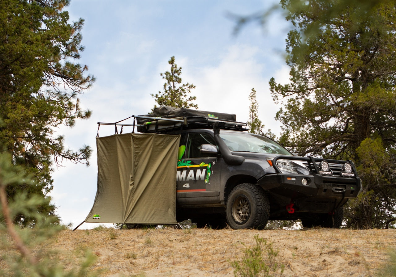 INSTANT ENSUITE SHOWER TENT - 4x4 Runners