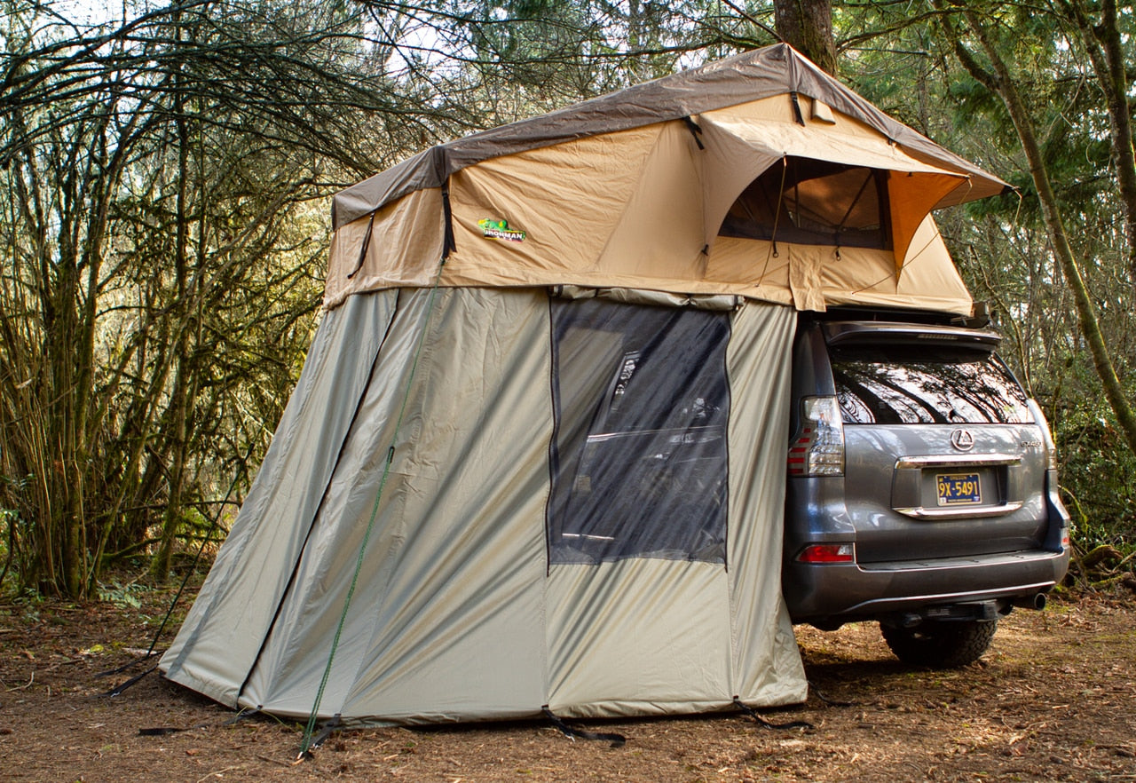 ROOFTOP TENT AND ANNEX COMBO - 4x4 Runners