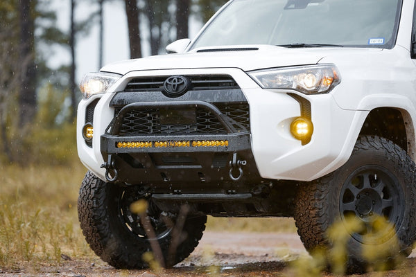 C4 - LO PRO WINCH BUMPER - Toyota 4Runner 5th Gen 2014-2021 - 4x4 Runners