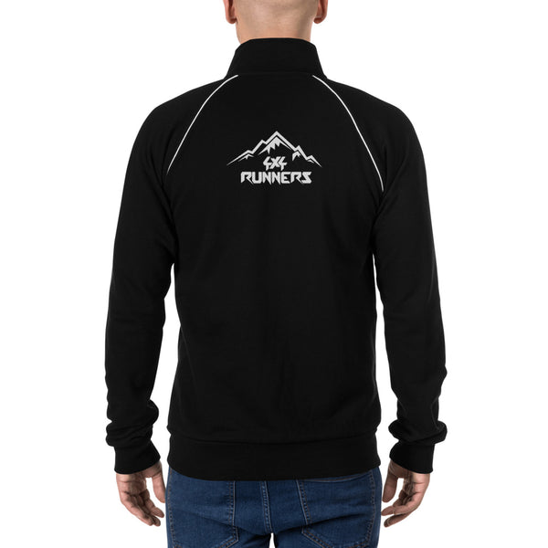 4x4 Runners (Piped Fleece Jacket) - 4x4 Runners