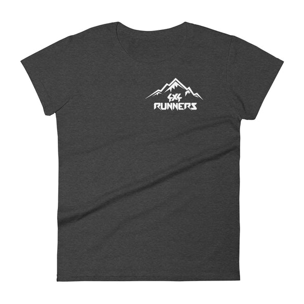 4x4 Runners Women's short sleeve t-shirt - 4x4 Runners