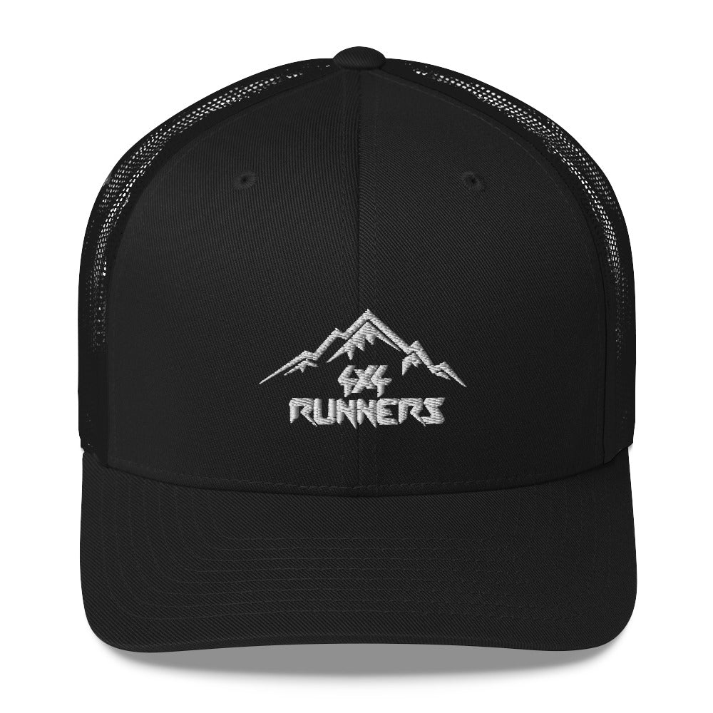 4x4 Runner (Trucker Cap) - 4x4 Runners