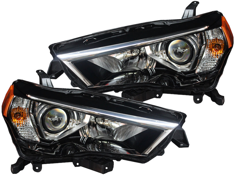 LED PROJECTOR HEADLIGHTS - Toyota 4Runner 5th Gen 2014-2020 - 4x4 Runners