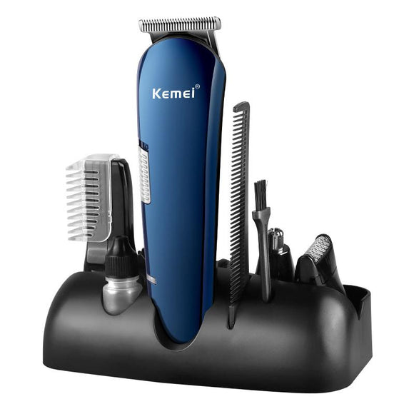 5-in-1 Multifunctional Electric Grooming Kit Hair Trimmer Clipper