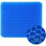 Breathable Gel Seat Cushion Double Thick Egg Honeycomb Design